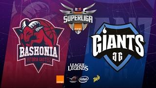 SUPER LIGA ORANGE-Jornada 3-ThunderX3 Baskonia vs Giants Only The Brave-Mapa 2-#SUPERLIGAORANGELOL3