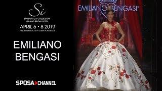 EMILIANO BENGASI  - Fashion Show - Si Sposaitalia 2019 - Collezione Abiti da Sposa 2020