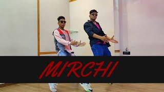 DIVINE - MIRCHI | Akshay Kadav Choreography | Dance Video