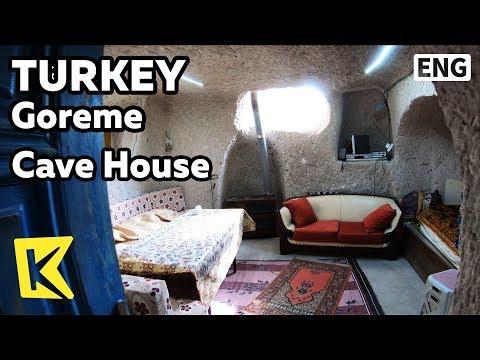 【K】Turkey Travel-Goreme[터키 여행-괴레메]골짜기 동굴집/Cappadocia/Kapadokya/Cave/House