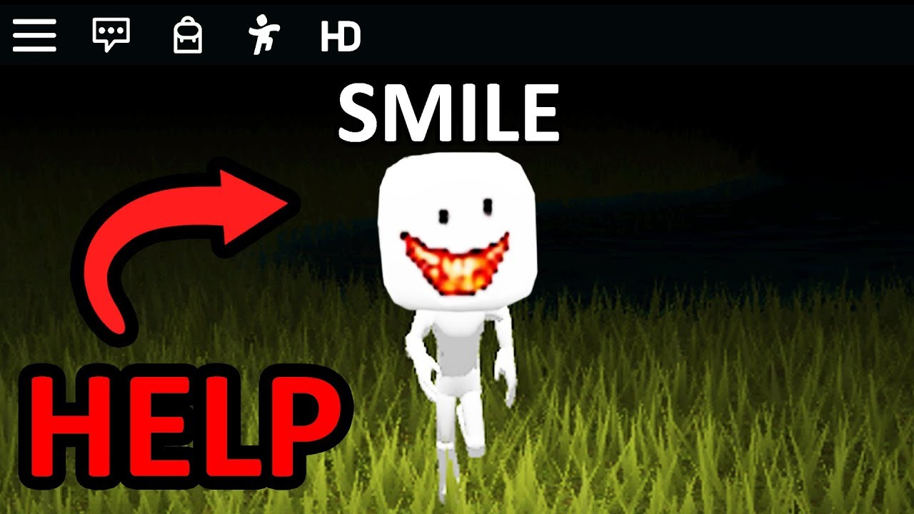 Imagessmile Roblox Don T Join This Roblox Game It Traps You Forever Youtube