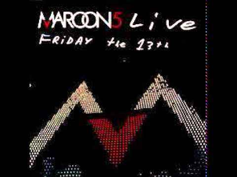 Maroon 5 - Through With You Live At Friday 13th
