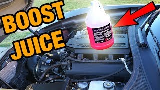 BOOST JUICE? | Snow Performance Boost Juice 50/50 Water Methanol Injection