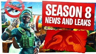 Fortnite Season 8 News Revealed in Epic Game's AMA - New Revive System, Planes Vaulted & New Vehicle