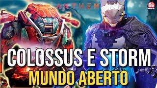 ANTHEM - GAMEPLAY EM MUNDO ABERTO COM STORM E COLOSSUS