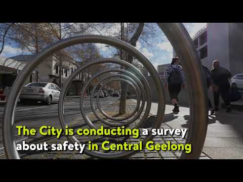 Central Geelong Safety Survey