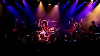 Andy Allo - Nothing More - live in Paris at La Maroquinerie 1080p HD