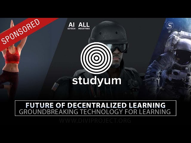 NFT Incentivized Learning Platform | Studyum.io