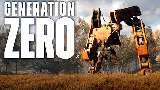 Generation Zero #01 | Rebellion der Maschinen | Gameplay German Deutsch thumbnail