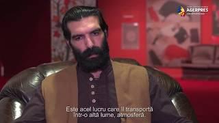 Ali Asghar Rahimi - Interview AGERPRES  National News Agency - Romania (2017)
