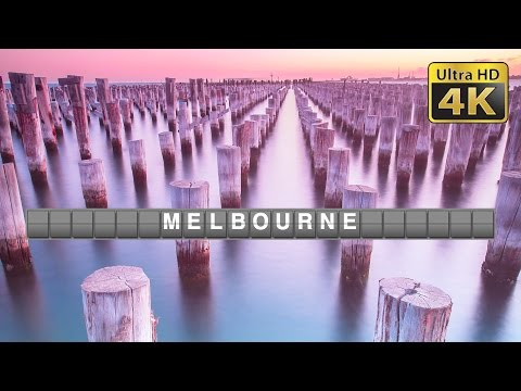 DIY Budget Travel (4K) - Melbourne With Best FREE Attractions