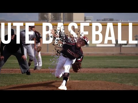 """Uintah Baseball Hype Video 