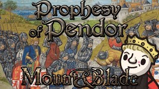Mount and Blade mod - Prophesy of Pendor - Part 4 - Our Little Castle and Many Mistakes