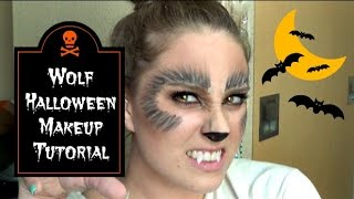 Wolf Makeup Tutorial