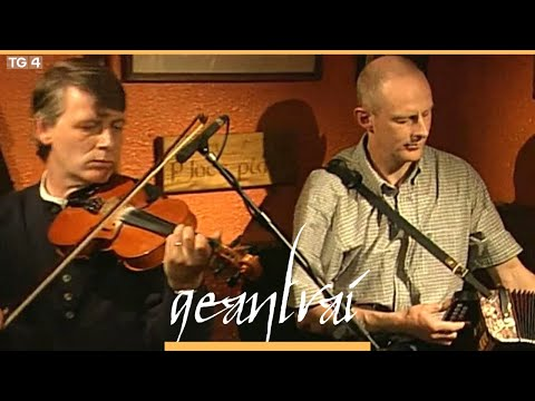 Kevin Carey| John Canny |Terence O' Reilly |Peppers of Feakle|Geantrai 2003