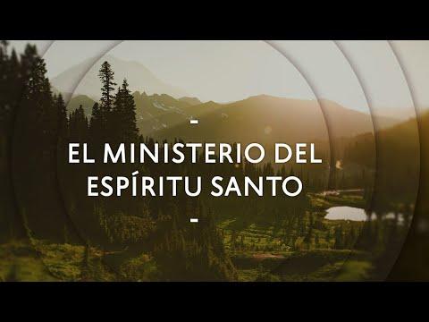 El Ministerio del Espíritu Santo - Pastor Miguel Núñez
