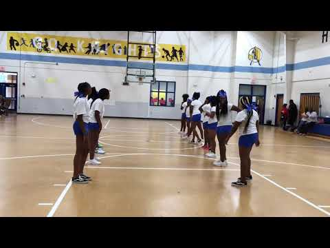 Stewart County Middle school Pep Rally September 11, 2019
