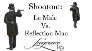 Shootout: Le Male vs. Reflection Man vs. Le Male Terrible!