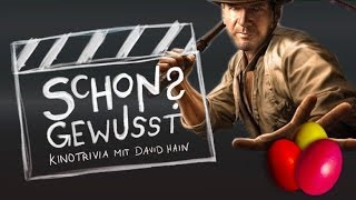 Eastereggs in Indiana Jones? - Stirb Langsam mit Frank Sinatra - Movie Trivia #3