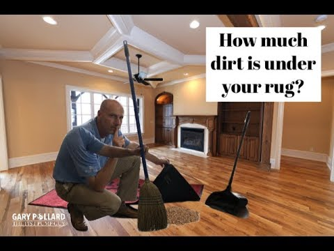 How much dirt can you possibly sweep