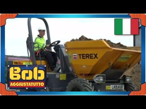 Bob Aggiustatutto - Lavori in cantiere   il mondo dei veicoli 2