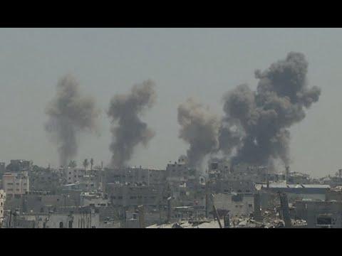 Ceasefire over: Israel strikes Gaza, claims Hamas broke 72-hour truce