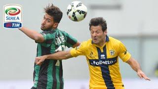 Sassuolo - Parma 4-1 - Highlights - Giornata 27 - Serie A TIM 2014/15