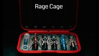 Rage Cage Broadhead Case