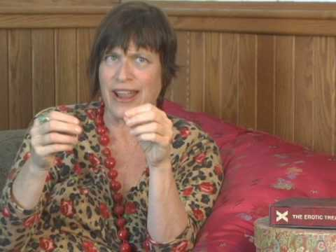 "Susie Bright Talks ""X: The Erotic Treasury"""