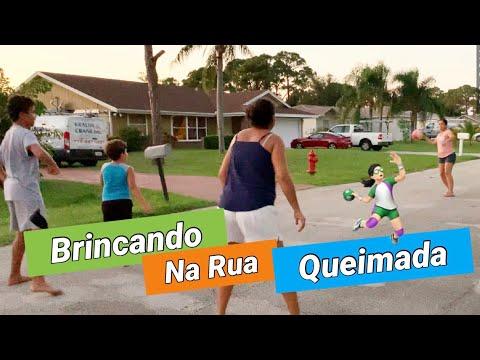 BRINCADEIRA DE RUA / QUEIMADA