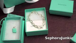 Tiffany & Co Charm Bracelet Haul/Review