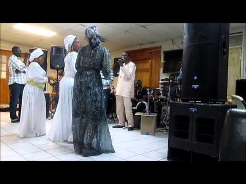 Queens Parish Pre Harvest Event Feat. Sanmi Michael and Yinka Best (Baba Besto)
