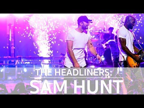 Sam Hunt's 5 Best Cover Songs - The Headliners