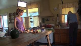 The Best of Me: Behind the Scenes Movie Broll 2- Michelle Monaghan, James Marsden