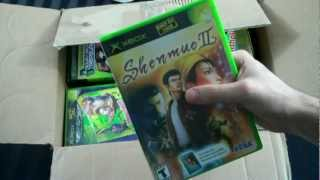 UnBoxing - Box of XBox Games for $20 - Adam Koralik