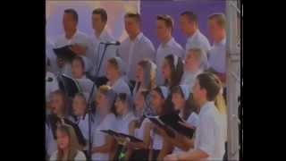 Евангелизационный молодежный хор ОЦХВЕ г Винница Кто подобен Тебе