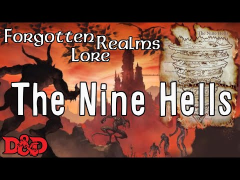Devils And The Nine Hells - D&D Lore