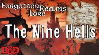 Forgotten Realms Lore - The Nine Hells (D&D)