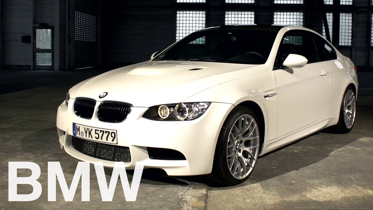 The Bmw M3 E92 Film Everything About Fourth Generation