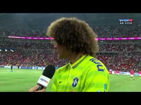 David Luiz fala sobre jogo contra o Japão