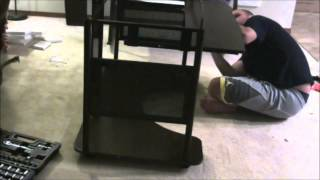 Desk build - Z-Line Designs Cyrus Workstation