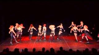 show me how you burlesque choreo by tamara berec ritam zona zagreb
