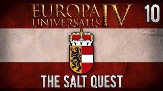 Europa Universalis IV - The Salt Quest - Part 10