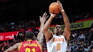 Repeat youtube video Dwight Howard with 26 Points in ATL Home Debut