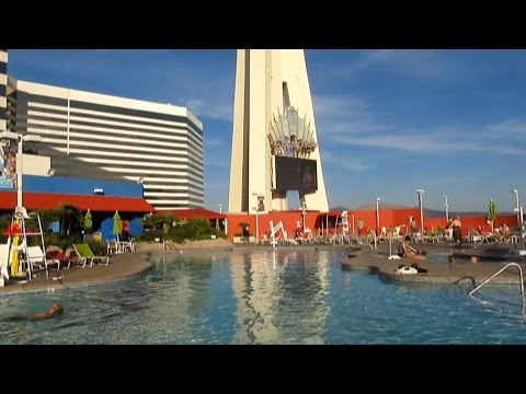 Hotel Casino Stratosphere  Las Vegas  USA