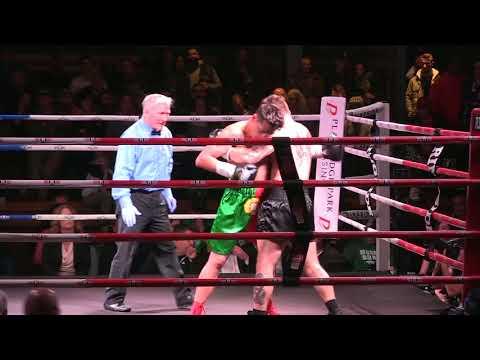 Greg Vendetti vs. Derek Silveira - NE Junior Middleweight Title