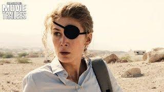 A PRIVATE WAR Trailer NEW (2018) - Rosamund Pike Marie Colvin Biopic