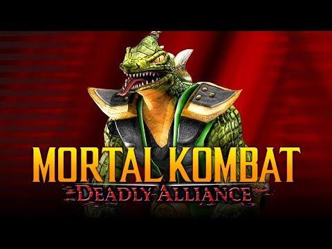 "THE WORST REPTILE EVER?! - MK Deadly Alliance: ""Reptile"" Arcade Ladder! (Mortal Kombat 11 Kountdown) thumbnail"