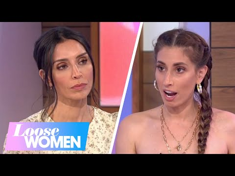 Stacey Passionately Defends Breastfeeding Mums Who Pump In Public   Loose Women
