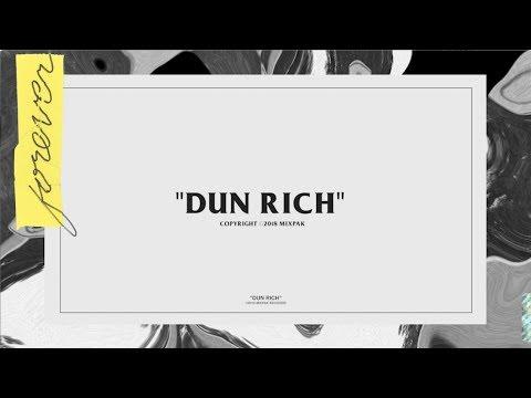 Popcaan - Dun Rich (feat. Davido) [Lyric Video]